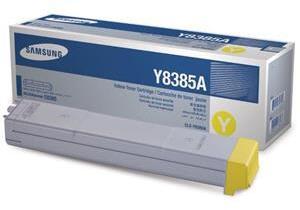 Samsung CLX-Y8385A Toner gelb Standardkapazität 15.000 Seiten 1er-Pack CLX-Y8385A