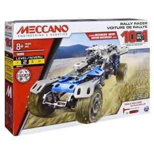 Meccano 10 Multimodell Motorized Racer 159 Teile, (18203) 6040178