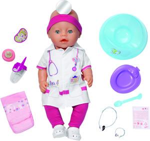 Baby Born Baby Born Puppe Interaktiv Doktor 819173