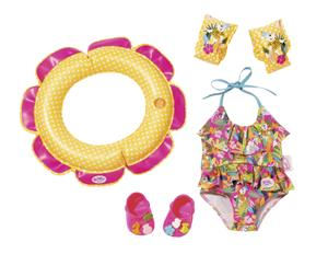 Baby Born Deluxe Set Schwimmspass (2)