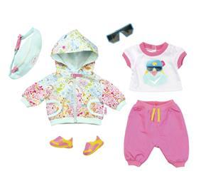 Baby Born PlayFun Deluxe Fahrrad Outfit 827192