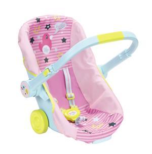 Zapf Creation Baby born Babyschale mit Räder 30224412