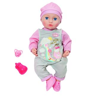 Zapf Creation Baby Annabell Mia so soft 43cm 700655