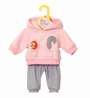 Zapf Creation Dolly Moda Sport Outfit pink (2) 38-46 cm 870044