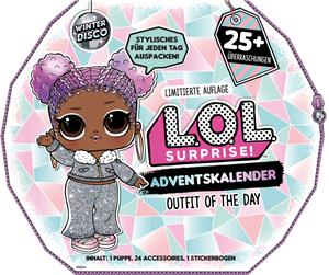 MGA L.O.L. Outfit of the Day OOTD Winter Disco 562504E7CA1