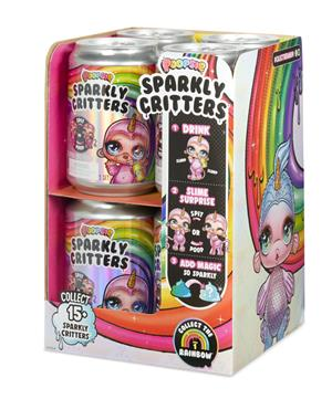 MGA Poopsie Sparkly Critters (8) 555780E7C