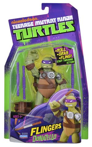 Playmates Toys TMNT Turtles Flingers ass. 91100