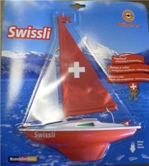 Günther Flugspiele Segelboot Swissli (2) 12501840