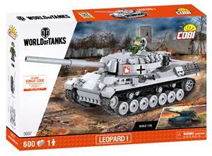 COBI WoT Leopard 1 / 600 pcs. 3037A1