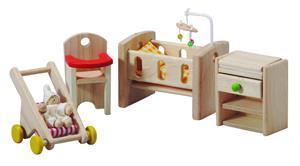 PlanToys Babyzimmer Einrichtung 7329