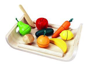 PlanToys Assortierte Früchte und Gemüse 3416A1
