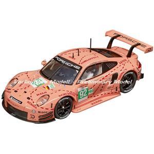 Carrera D124 Porsche 911 RSR, Pink Pig 23886