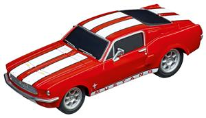 Carrera GO! Ford Mustang '67 Racing Red 64120A1