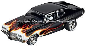 Carrera D132 Chevrolet Chevelle SS 454 Super Stocker II 30849