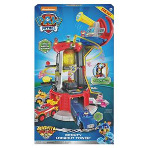 Spin Master Paw Patrol Mighty Lookout Tower 793227028
